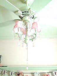 girls ceiling fan with chandelier ceiling fan chandeliers chandeliers with fan ceiling fans chandelier lights pink