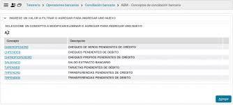 Conciliacin Bancaria Siu Pilaga Version3 2 1 Documentacion De Las Operaciones