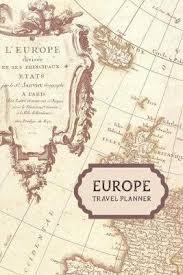 Europe Travel Planner Hayden Macfarland Book In Stock