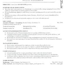 Account Resume Samples College Graduate Accounting Resume Recent