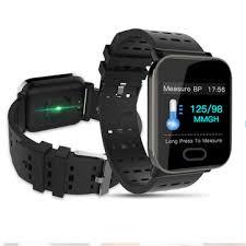 Bakeey <b>a6</b> sleep hr blood pressure oxygen monitor ip67 waterproof ...