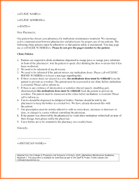 Cover Letter For Pharmacy Technician Cover Letter Example