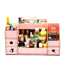 wood makeup organizer wooden makeup organizer with drawers new wood makeup organizer drawer organizer for cosmetics
