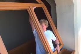 Arkadenfenster Einbauen Anleitung Tipps Vom Tischler Bauen