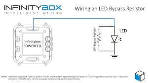 led turn signal resistor wiring diagram wiring diagram and turn signal