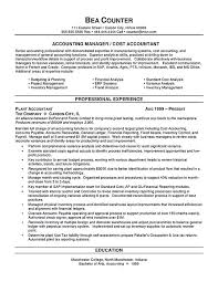 Sample Accounting Resume Skills Topshoppingnetwork Com