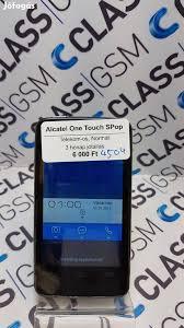 Alcatel One Touch Spop, telekomos ...