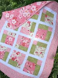 Baby Shower Quilt Ideas Find This Pin And More On Valeries Baby ... & ... Full size of Pink Baby Quilt Sakura Cherry Blossoms By Moda Baby Shower  Baby Shower Quilt Adamdwight.com