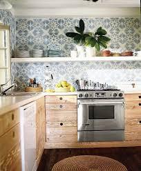 1 Natural Solid Wood Kitchen Cabinets Set Interior