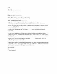 Employment Verification Letter Template Examples For Microsoft Word