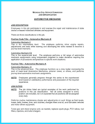 Sample Broadcast Technician Resume Unique Automotive Resume Bunch Ideas Of Cover Letter Sample For Mechanic