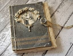 the antique book journal