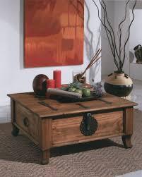 elegant wine storage trunk coffee table 6