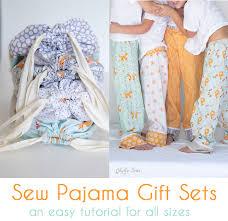Pajama Patterns Enchanting 48 Free Sewing Tutorials And Patterns For Kids' Pajamas It's