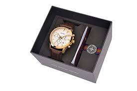 accurist men s quartz watch silver dial chronograph display previous · next