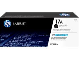 Hp 17a Black Original Laserjet Toner Hp Caribbean