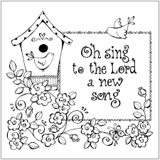 Bible Coloring Pages Free Printable