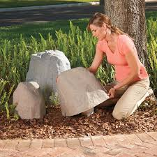 Sandstone Fake Landscape Rocks