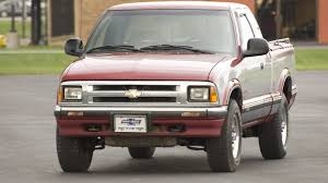 1994 Chevrolet S10 Extended Cab Pickup | S50 | Bob McDorman ...