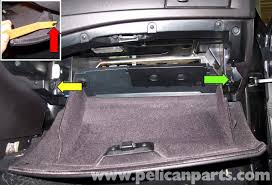 bmw e60 5 series glove box replacement 2003 2008 pelican parts large image extra large image