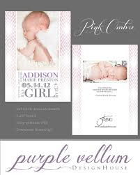 free baby announcement templates 12 best baby birth announcement templates images on pinterest baby