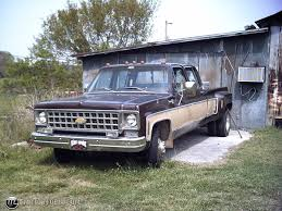 1978 Chevrolet C30/K30 - Information and photos - MOMENTcar