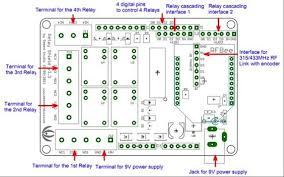 2 channel relay module summerfuel robotics native arduino seeeduino compatibility â–ª extendible