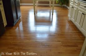 how to get your hardwood floors to shine