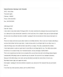 Business Apology Letter Template Classy Hotel Apology Letter 48 Template Resume Now Oceanirmco