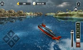 submarine simulator 3d underwater survival games screenshot 1 6