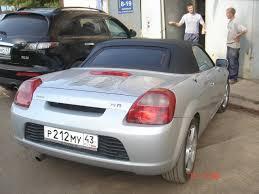 Used 2004 Toyota MR2 Photos, 1800cc., Gasoline, FR or RR ...
