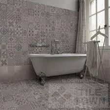 skyros grey bathroom wall tile