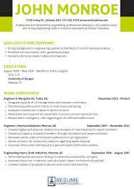 Engineering Resume Examples 2018 Gentileforda Com