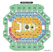 Seating Chart For Paul Mccartney