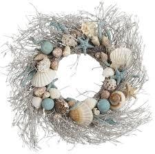 Shell Designs Home Decoration Unique Seashell Wreath Design Ideas Beautiful
