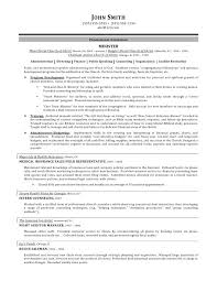 Healthcare Manager Resume Sample Resume Letters Job Application