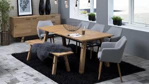 Esstisch Stühle Modern Grau