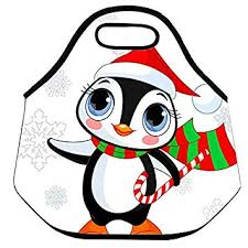 cute christmas penguin drawing. Interesting Christmas Estrellaw Drawing Of A Cute Christmas Penguin Lunch Bag And S