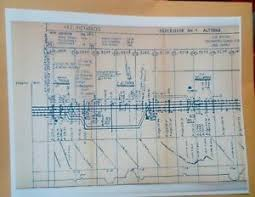 Prr Track Charts Details About 1959 Prr Pennsylvania Railroad Track Chart Altoona District Main Line Bellwood