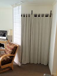 room dividing curtains from ikea curtain panel bluff and divider ikea hackers 5
