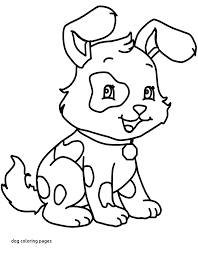 Doggy Coloring Pages Prairie Dog Coloring Page Cartoon Dog Coloring