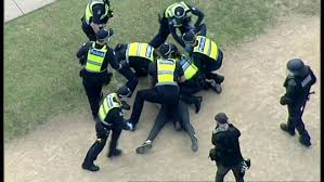 We'll be back tomorrow morning with more rolling coverage. Anti Lockdown Coronavirus Protesters Arrested In Melbourne Solidarity Rallies Held Across Australia Abc News