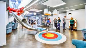 google london office. Slide Connecting Two Floors\u2026 Google London Office B