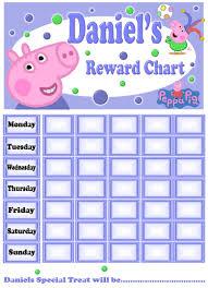 Peppa Pig Potty Training Reward Chart Printable Potty Training A Boy Folding Toilet Training Seats For Boys