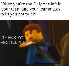 Back with another Ninjago meme : memes