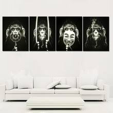 Black White <b>Monkey</b> Promotion-Shop for Promotional Black White ...
