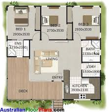 more 5 amazing 3 bedroom small house plan