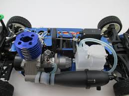 Gas powered rc toys