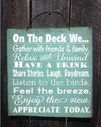 best ideas about outdoor deck decorating deck deck rules deck sign patio decor patio sign deck decor outdoor living deck sign deck decoration
