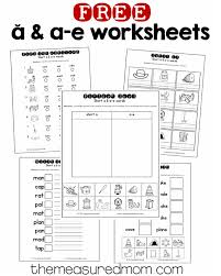 Letter Worksheets For Kindergarten Vowel Short And Long Worksheet ...